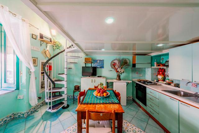 Appartamento per vacanza in Costiera Amalfitana