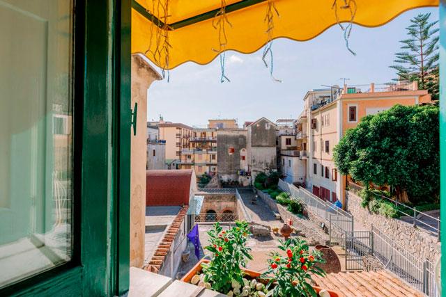 Appartamento Villa Romana in Costiera Amalfitana