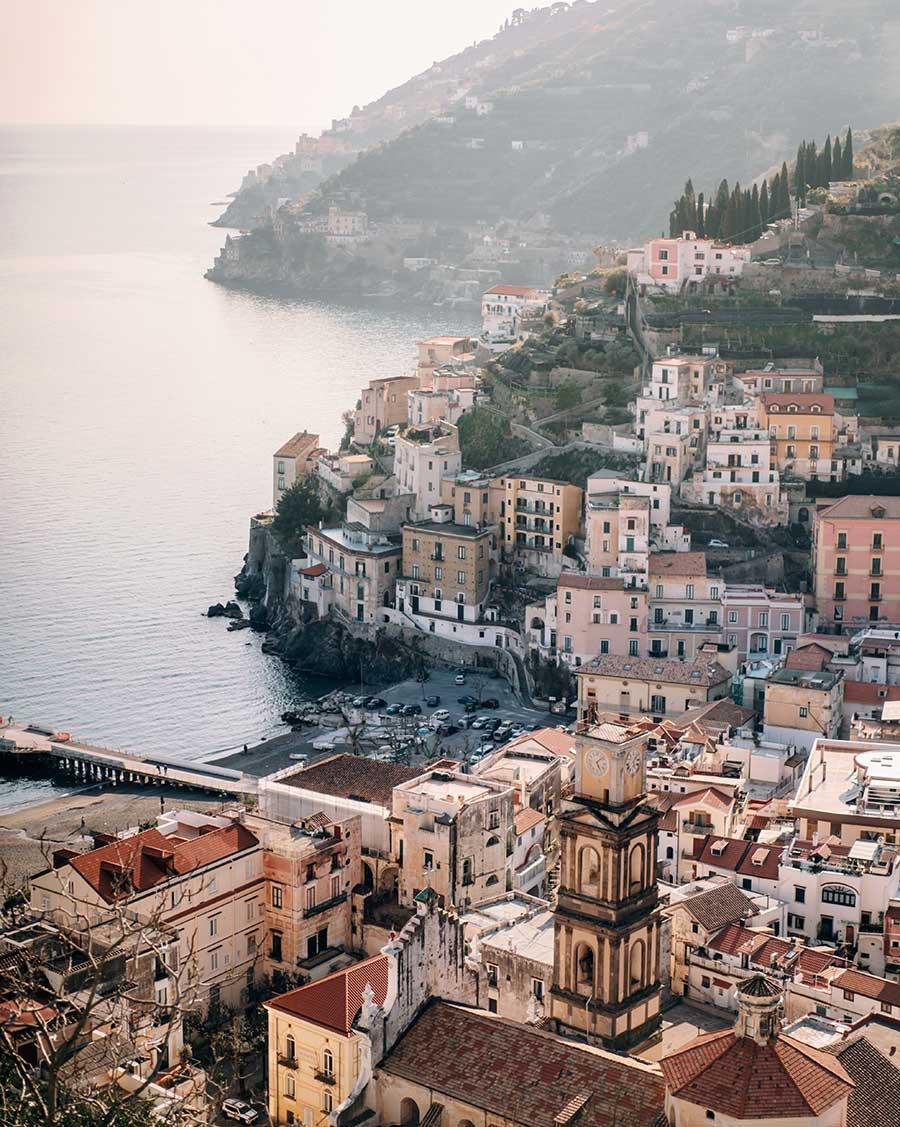 Appartamenti in Costiera Amalfitana