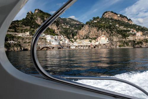 boat tours amalfi coast