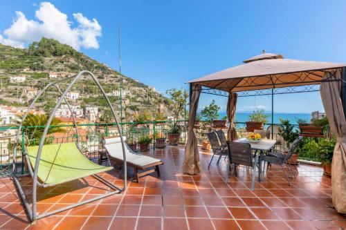 holiday flat minori amalfi coast