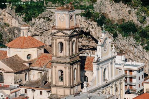 minori amalfi coast italy