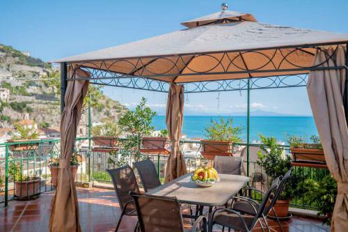 vacation flat amalfi coast
